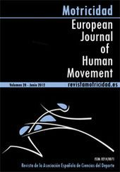 Motricidad. European Journal of Human Movement | Revistas de Educación Física, Ciencias del Deportes, actividad física... | Scoop.it