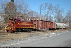 RailPictures.Net Photo: NSRR 774 North Shore Railroad EMD SW8 at West Milton, Pennsylvania by WILLIAM KLAPP