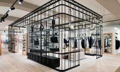 Retail Design finalists in the 2015 Australian Interior Design Awards. Australian Interior Design, Interior Design Awards, Retail Interior, Interior Design Living Room, Kiosk Design, Booth Design, Retail Design, Store Design, Visual Merchandising