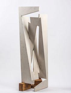 Francis Pellerin (1915-1998) - Structure déployée blanche, 1956-1960