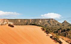 A duna no meio do cerrado, a linda e insólita atração do Jalapão, Tocantins