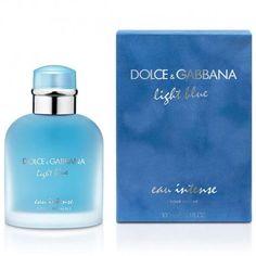 Nuevo #perfume para hombre Dolce & Gabbana Light Blue Homme Eau Intense de #DolceGabbana https://perfumesana.com/light-blue-pour-homme-eau-intense/2736-dolce-gabbana-light-blue-homme-eau-intense-edp-100-ml-spray-730870273593.html