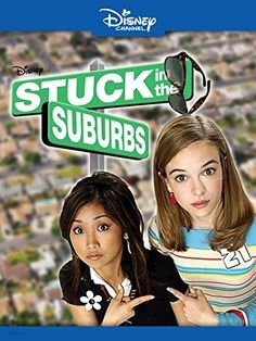 Brenda Song and Danielle Panabaker in Stuck in the Suburbs Old Disney Channel Movies, Disney Channel Original, Disney Channel Stars, Disney Stars, Disney Movies, Original Movie, Netflix Movies, Movie List, Movie Tv
