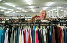 Thrifting is the way to go, if you're on a budget. College students - Don't turn your nose up at the thrift store. Here's why. | From SmartCollegeVisit.com