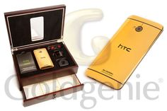 HTC One is now available in 24-carat gold and platinum - GSMArena.com news