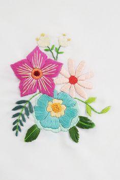 Baobap Ramillete de flores - diseño - Flores y jardines - DMC