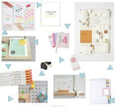 Me & Ellie blog: Let's Get Organized