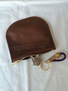 Leather Clutch Coin Pouch Wallet Purse b562ba7cf1daf
