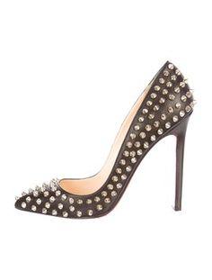replica shoes christian louboutin - Pigalle 120 Patent Leather Eu 38.5 Us 8.5 Black Pumps | Black ...