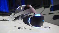 Hands-on review: Updated: PlayStation VR -> http://www.techradar.com/1235380  PlayStation VR  VR isn't exactly mainstream but on the PC we're getting to the point where the major headsets are now available to buy off the shelf with a minimum of fuss.   The same can't be said for consoles which have yet to see a compatible headset of their own.   This is all set to change in October with the release of Sony's PlayStation VR headset which for the first time will allow gamers to get a full…