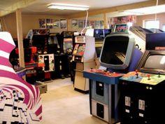 Play:Right Arcade Museum in Denmark. Klar til åbning lørdag formiddag. 1/49