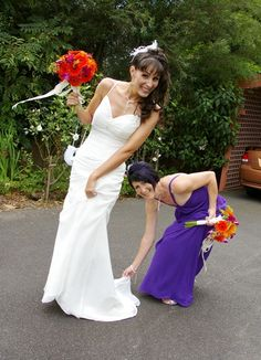 Photographs of wedding day fun,with Anthony T Reynolds Photography,Gippsland