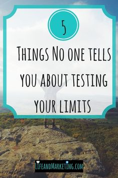 When you're on the road to self-improvement, you will need to test your limits to improve. These are 5 things no one will tell you as you continue down the path of self-development. Success Mindset, Growth Mindset, Self Development, Personal Development, Coaching Questions, College Hacks, Self Confidence, Study Tips, Self Esteem