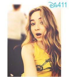 Photo: Super Nice Selfie Of Sabrina Carpenter November 12, 2014