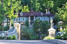 Teresa Giudice is well-known for being the criminal housewife of the franchise. The future jailbird has decided to put her Montville, NJ multi-million dollar mansion on the market. .. Read more and join in at: http://www.allaboutthetea.com/2014/09/08/teresa-giudice-puts-house-up-for-sale/