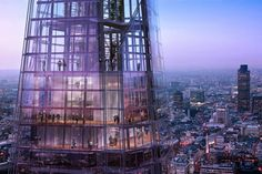 The View from The Shard – Two Adults