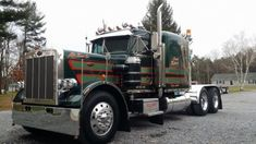 truckingworldwide2:Peterbilt classic 359 - US Trailer Repair...