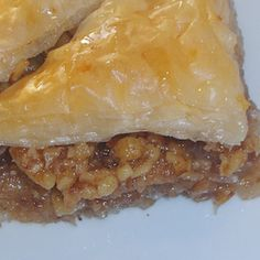 Baklava.  I have to make this!
