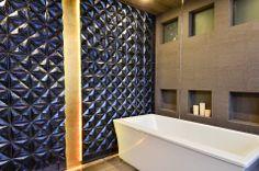 """Wet Bath"" - Street of Dreams Arizona - Luminescence, I PLAN, LLC Architectural Design."