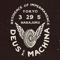 For our Japanese amigos at The Residence of Impermanence  @deusjapan by land_boys