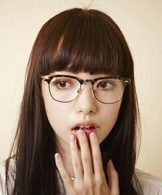 MEMENTISM(メメントイズム)のME-09W ブロウタイプメガネ 眼鏡 伊達メガネ だて眼鏡(メガネ)|ブラウン