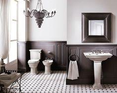 Edle Badezimmer Design Ideen Klassische Einrichtung | Badezimmer |  Pinterest | Devon Devon And Devon