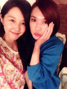 Rainie Yang with Shao Yu Wei