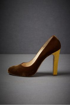 Autumnal Fight Heels $580.00 from BHLDN