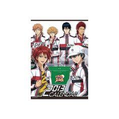 Japanese Anime Calendar 2013 New Prince of Tennis
