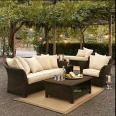 Buy online with fast shipping on wicker, wrought iron teak outdoor furniture at Intro text field Additional Patio Ideas Looking for that perfect patio, deck or porch set?