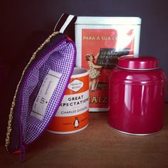 """Small Pouch """"ifi vintage"""" collection Fire Extinguisher, Pouch, Baby, Collection, Vintage, Sachets, Porch, Baby Humor"""
