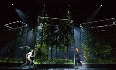 Review: 'Kafka on the Shore,' a Metaphysical Odyssey Adapted From Murakami's Novel - The New York Times