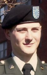 Army SPC Kristofer C. Walker, 20, of Creve Coeur, Illinois. Died October 2, 2006, serving during Operation Iraqi Freedom. Assigned to 7th Squadron, 10th Cavalry Regiment, 1st Brigade, 4th Infantry Division, Fort Hood, Texas. Died of injuries sustained when an improvised explosive device detonated near his vehicle during combat operations in Taji, Baghdad Province, Iraq.