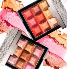 Avon Campaign 10 '17  www.youravon.com/hslocomb  MARK. TOUCH & GLOW SHIMMER CREAM CUBES   OMGlow! Combine these shimmery shades with one swirl of the brush for an all-day glow that's perfect for all skin tones. mark. FTW!