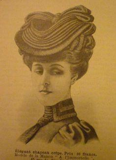 chapeau 1906