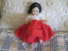 Madame Alexander DollRussIa Doll by Daysgonebytreasures on Etsy, $5.00