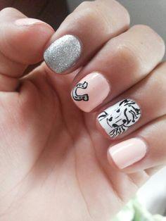 #horse #nails #manizales ❤