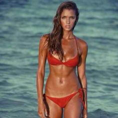 Summer barring suit body goal. Wishful thinking