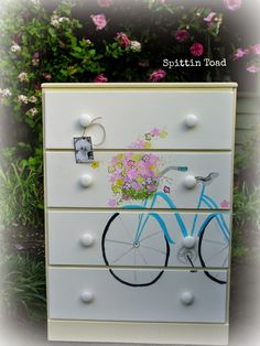 Bicycle Dresser | Spittin Toad: Bicycle Dresser