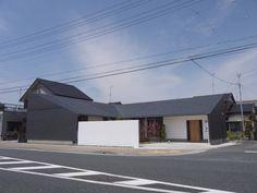 こちらから家のアイデアやデザインを見つけ出しましょう。木名瀬佳世建築研究室が手掛けた袋井の家   homify