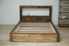 Image of Shenandoah Platform Bed