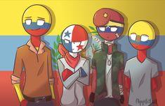 Ecuador, Minecraft Art, Mundo Comic, Bts Chibi, Country Art, Deviantart, Dragon Art, Black Panther, Hetalia