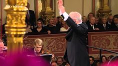 """Vienna Philharmonic New Year's Concert 2014 Full HD 1   1:57:44 Josef Strauss - Waltz """"Dinamidy or mysterious force of attraction"""", Op. 173"""