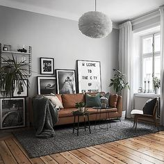 69 Modern Scandinavian Living Room To Best Interior Design. You may choose from a number of layouts, shape and dimensions to combine with the overall decoration of your premises. Living Room Decor Cozy, Living Room Lighting, Room Interior, Interior Design, Luxury Interior, Small Room Design, Style Deco, Scandinavian Living, Scandinavian Christmas