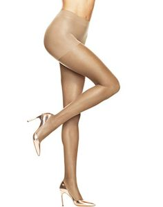 315b016acb4 Hanes womens Absolutely Ultra Sheer Control Top Sheer Toe  Pantyhose(707)-Barely There