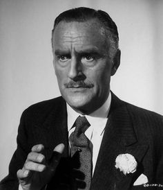"""John Williams~ wonderful British actor! Best know for his work in Hitchcock's Dial """"M"""" for Murder."""
