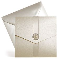 Pocketfold Wedding Invitations UK - Virginia