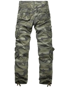 Match Women's Camo Cargo Pants Sports Outdoors Military #2036M at Amazon Women's Clothing store: Pants