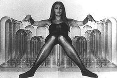 Gernot Nalbach, Totales Möbel / Pneumatic Armchair