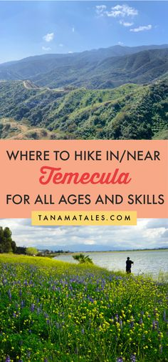 Hiking is one of the best things to do in Temecula, California. Even though the city is known for its wineries, breweries, restaurants (with good brunch and lunch deals), wedding venues, and bachelorette parties, there are a lot of great hiking trails in the area. This article covers the best hikes in and near Temecula including trails in the city itself, Cleveland National Forest, Lake Elsinore, Menifee, Corona, and Fallbrook.